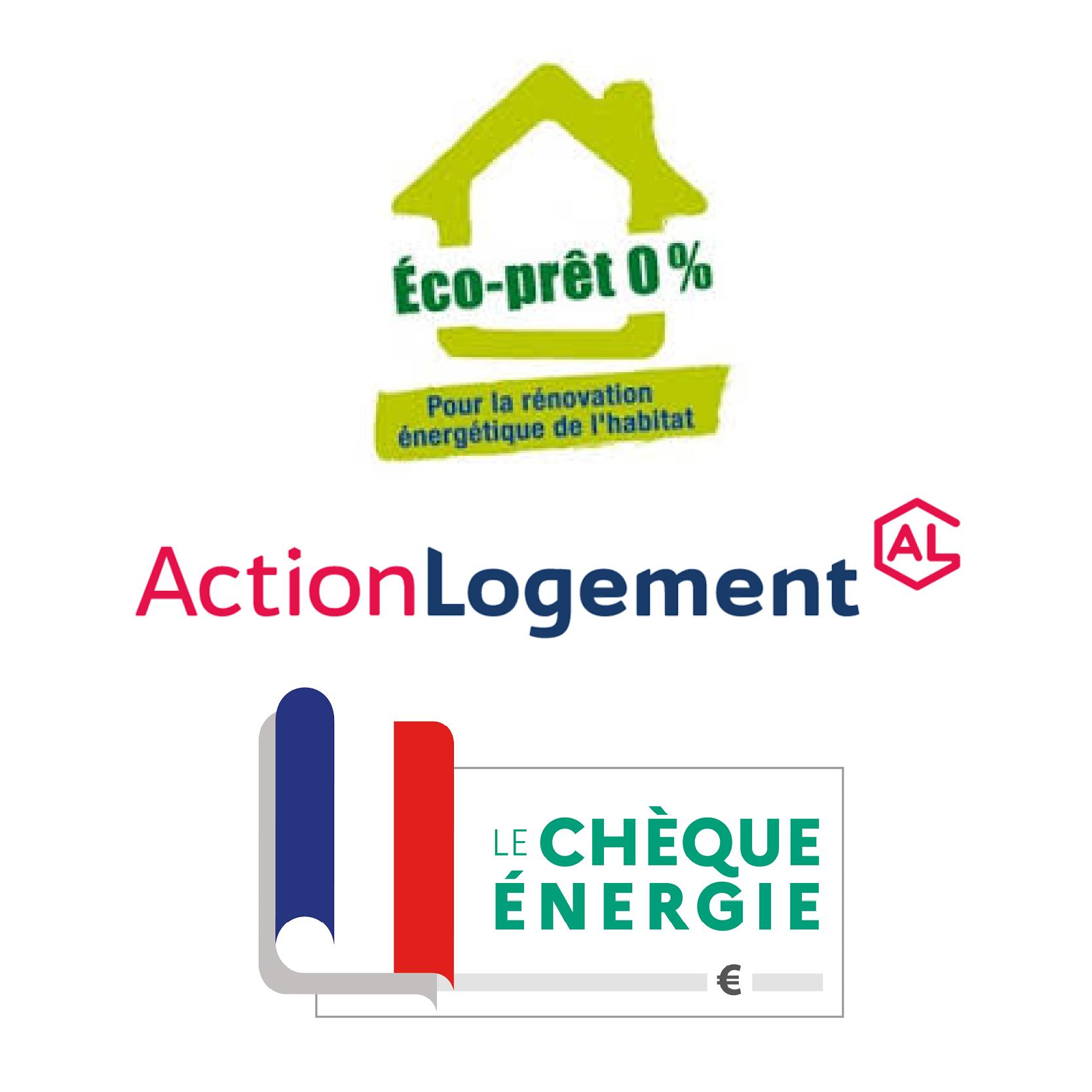 Image Autres aides cumulables – logos